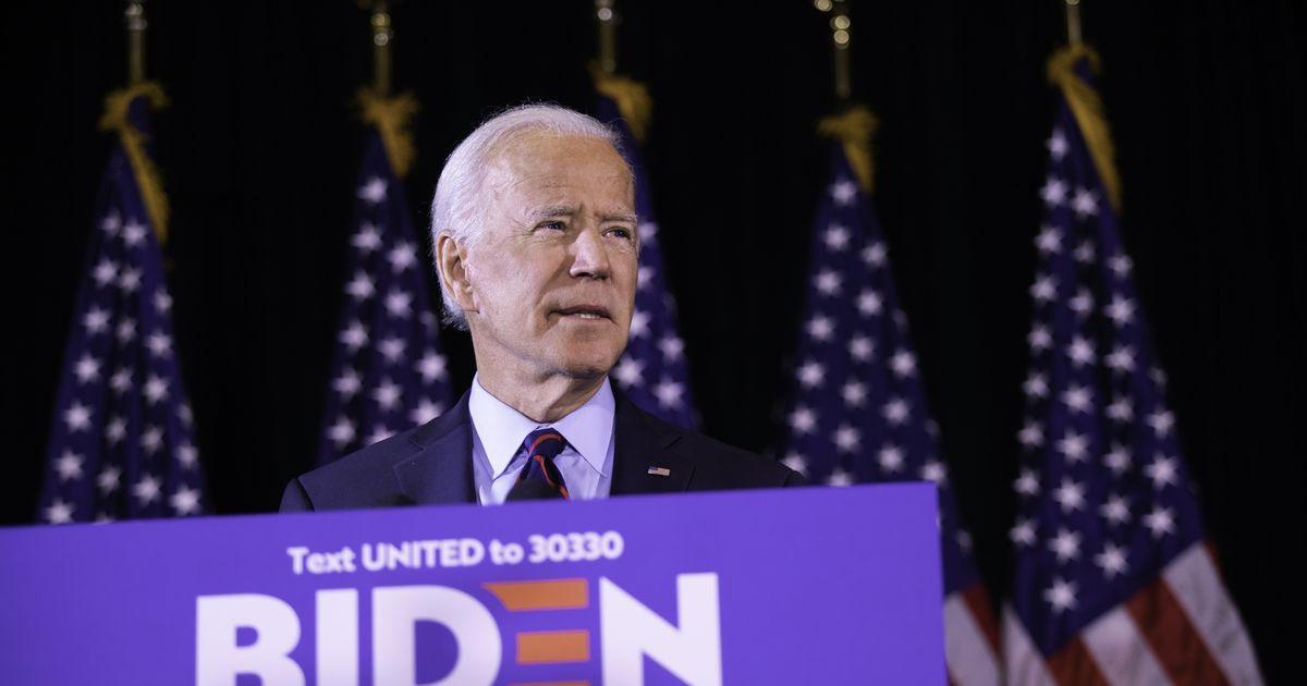 Photo of Biden Tries to Defend Electability Against Trump Ukraine Assault