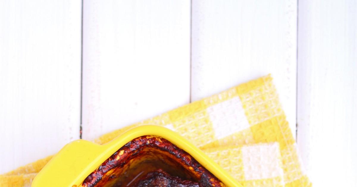 Фото Пате из куриной печени с черной смородиной
