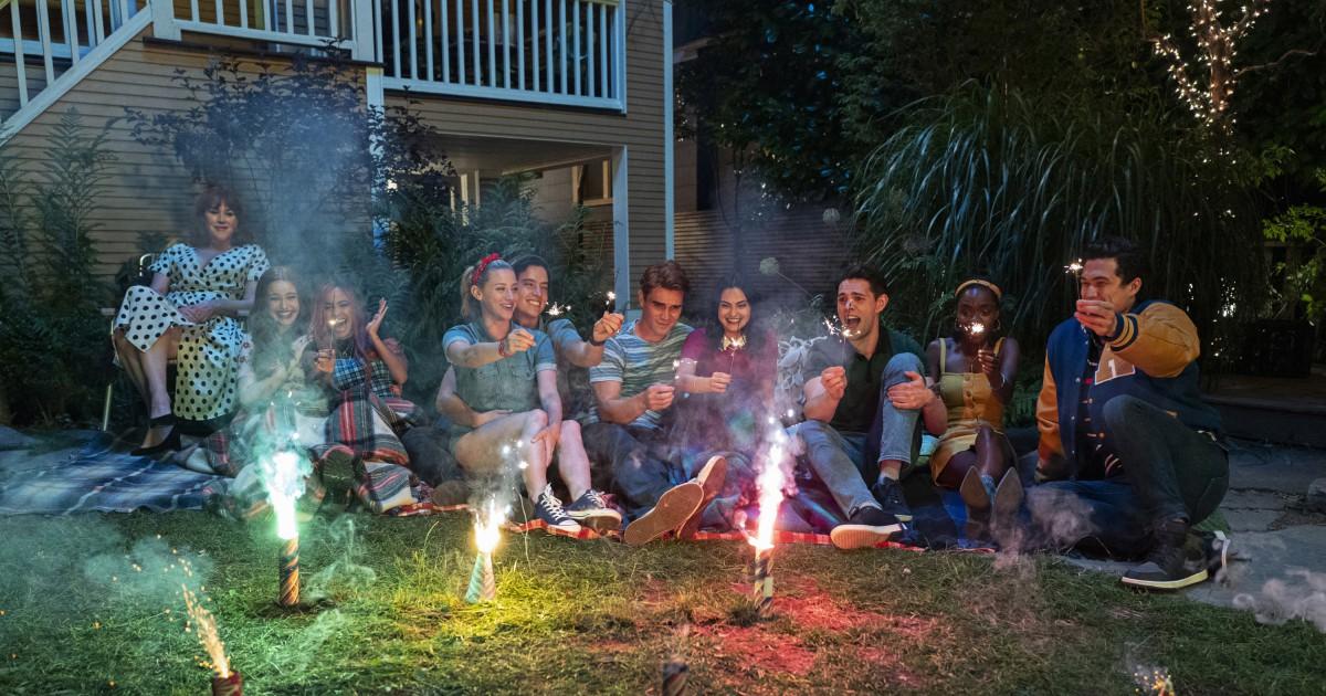 Photo of NYCC TV News Roundup: 'Riverdale' Drops New Season 4 Trailer