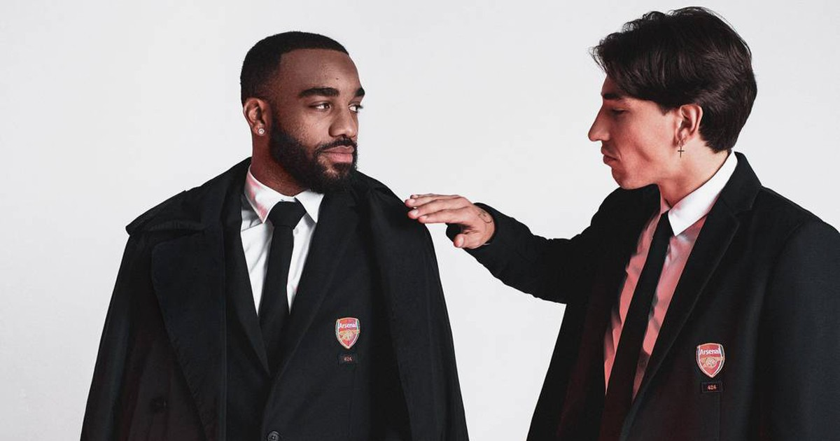 Photo of Arsenal Strikes Deal With 424 as Official Formal Wear Partner