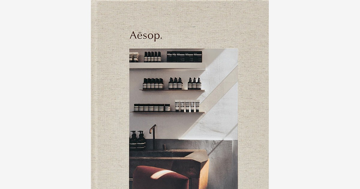 Photo of Aesop's Debut Book Chronicles the History of the Brand