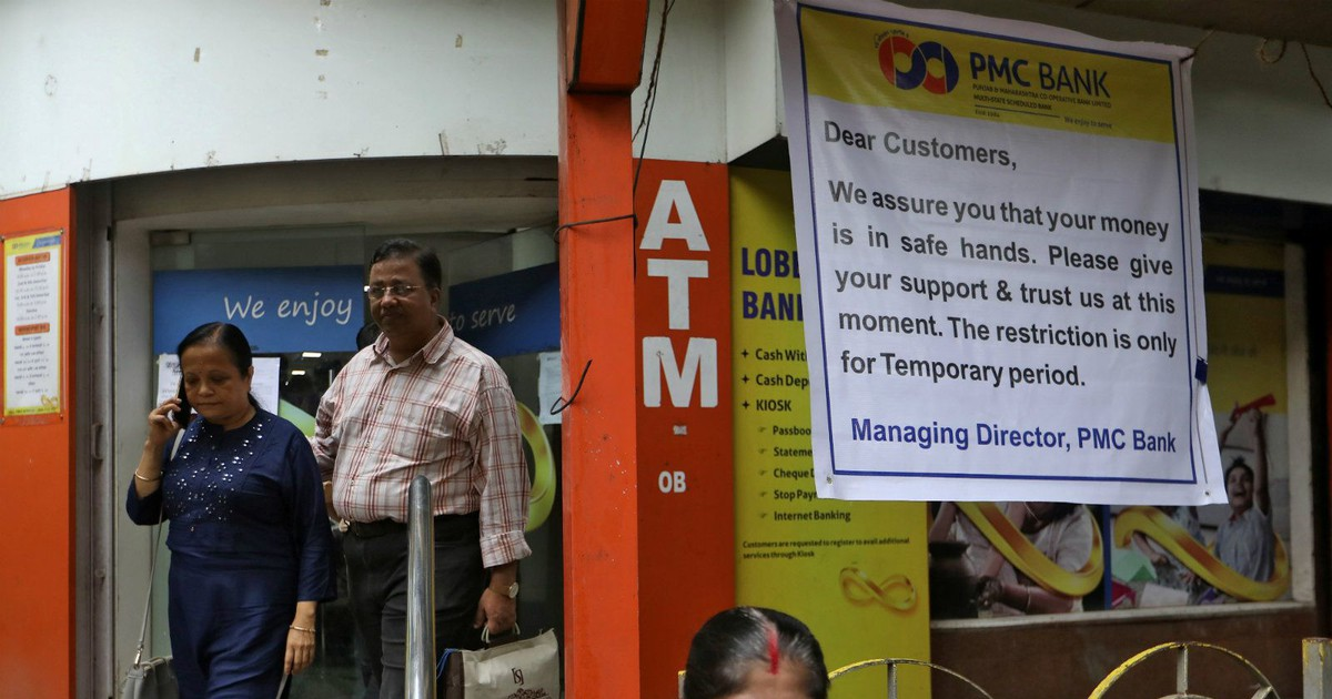 Photo of Better transparency could have averted the crisis that is rocking India's PMC Bank