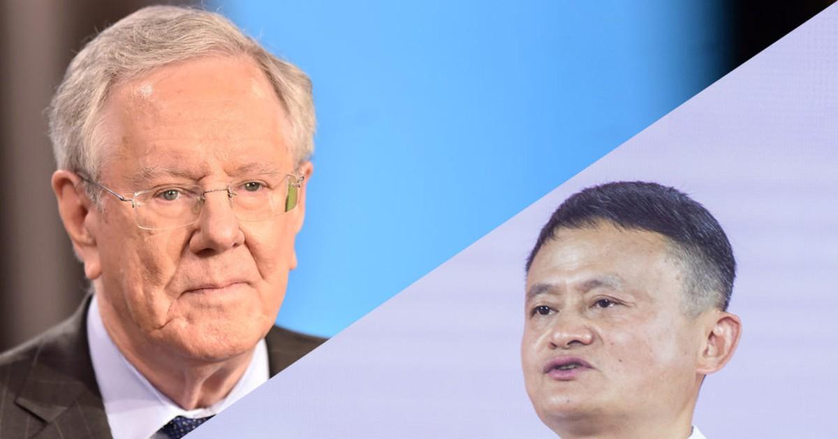 Photo of Conferência Global de CEOS da FORBES começa hoje em Singapura