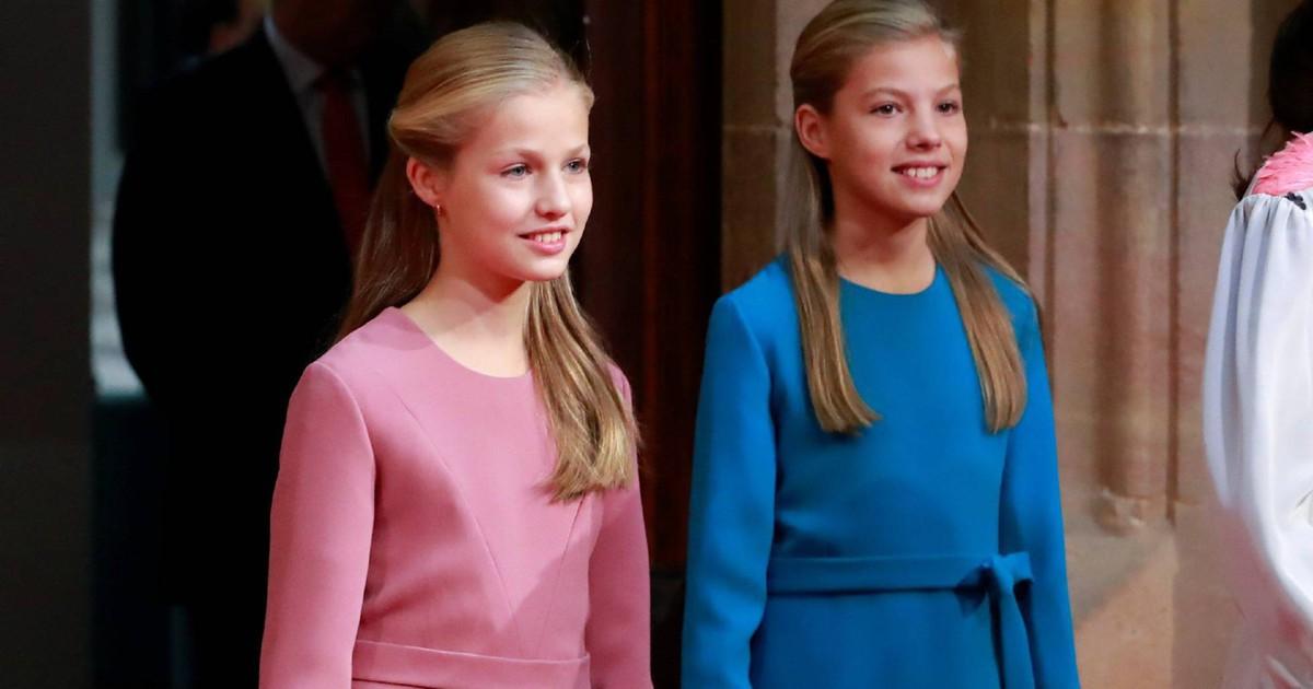 Photo of El encuentro de los Reyes, Leonor y Sofía con los galardonados en los premios Princesa de Asturias