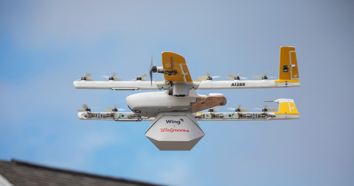 Photo of Alphabet's Wing begins making first commercial drone deliveries in the US