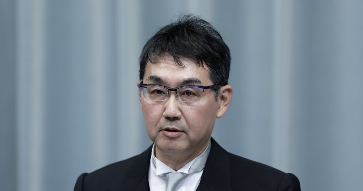 Photo of JapanSeesSecond Cabinet MemberResignation in aWeek