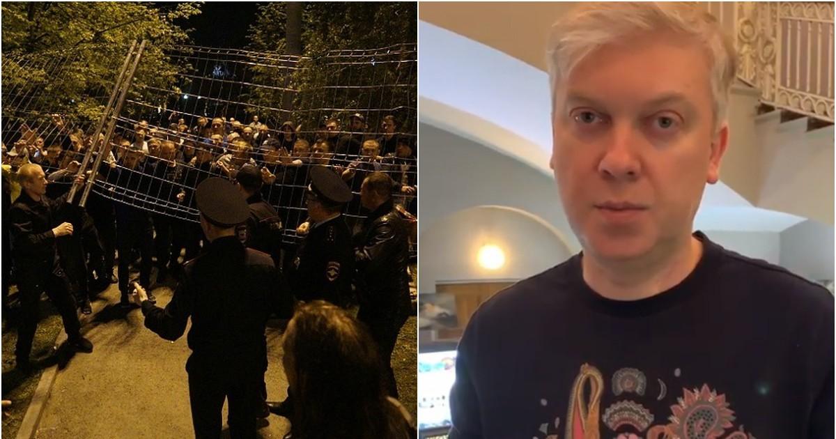 Фото Светлакова хотели подкупить для участия в споре о храме в Екатеринбурге