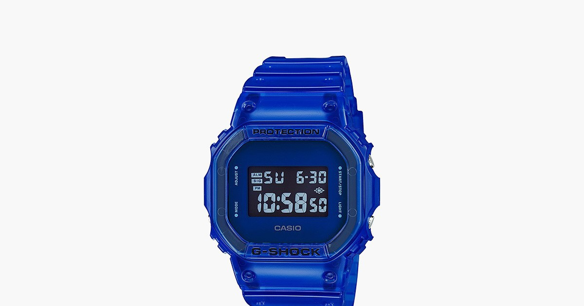 Photo of G-SHOCK Updates Skeleton Series With 3 New Colorways