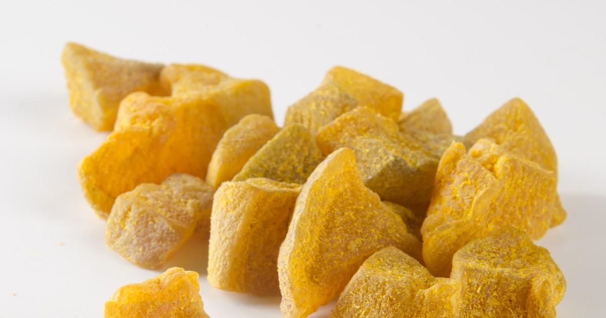 Фото Полезные имбирные цукаты