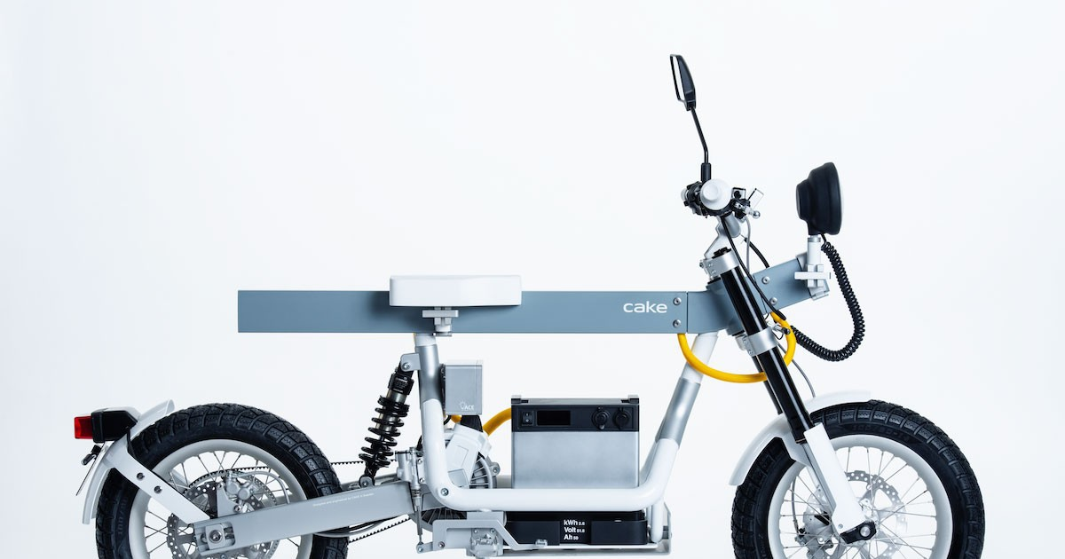 Photo of The New CAKE Ösa Is a Modular Electric Motorcycle With Over 1,000 Possible Configurations