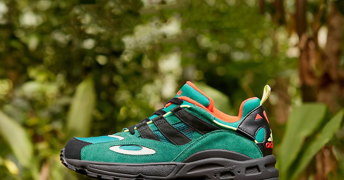 """Photo of size? Gives the adidas LXCON '94 a """"Vietnam"""" Makeover"""