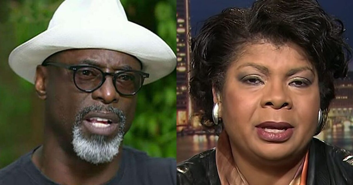 Photo of April Ryan clashes with actor Isaiah Washington over GOP candidate running for Cummings' old seat
