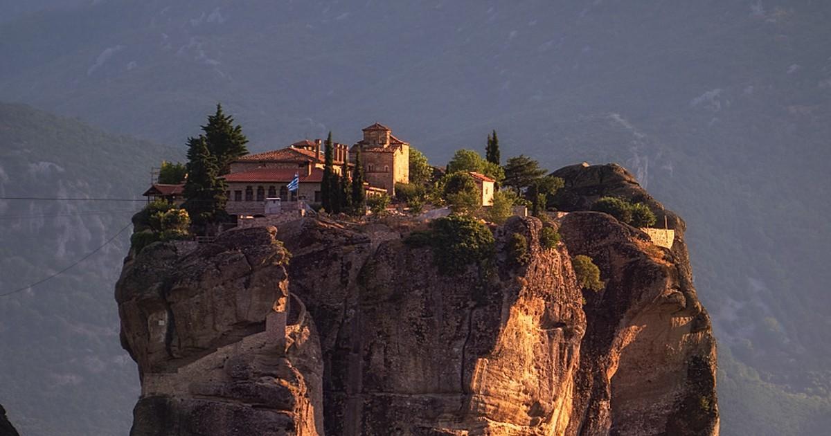Фото Монастырь святой троицы, Метеоры