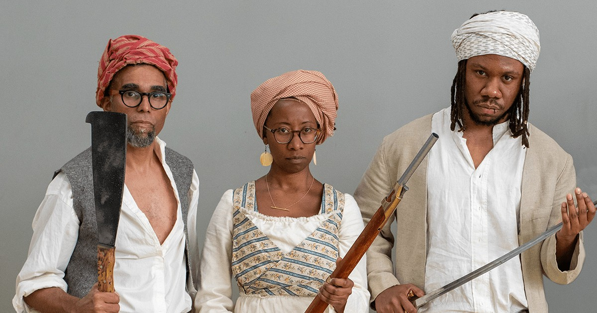 Photo of The Story of Costuming Dread Scott's Reenactment of the Largest Slave Rebellion in U.S. History
