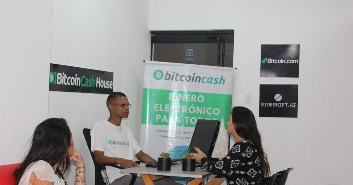 Фото В Венесуэле начал работать Bitcoin Cash House