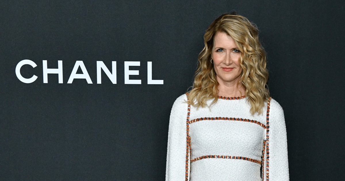 Photo of Laura Dern Wore Head-to-Toe Chanel to an Event Honoring Laura Dern