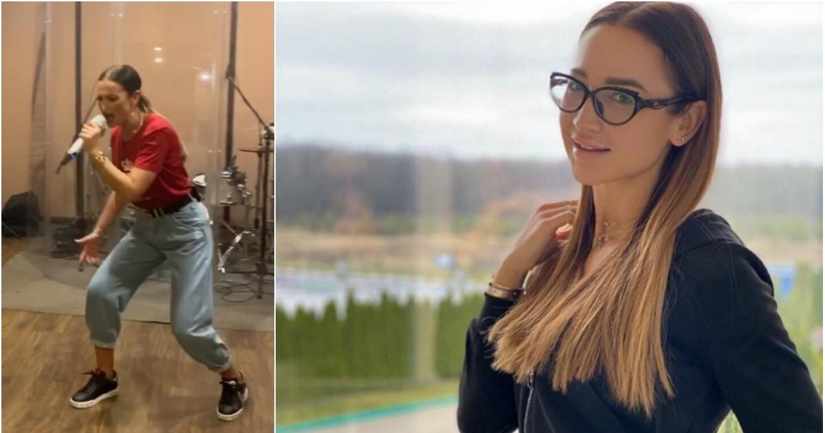 """Фото Бузова заявила, что примет участие в конкурсе """"Евровидение"""""""