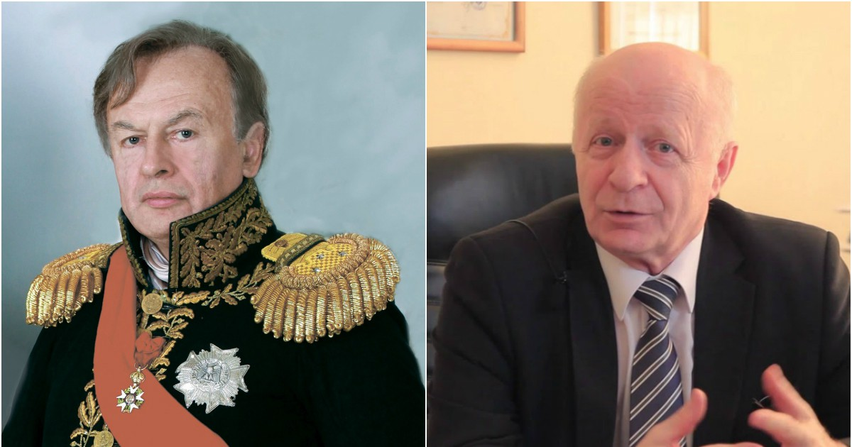 Фото Руководитель Соколова в СПбГУ отказался уходить в отставку