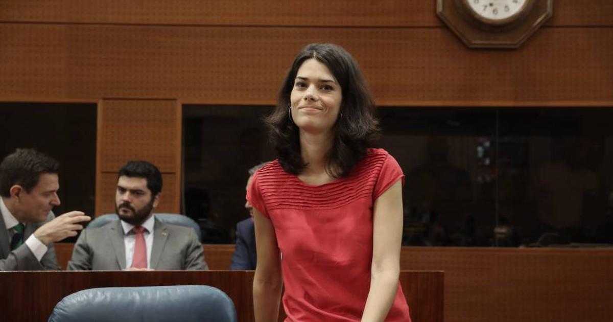 Photo of Isabel Serra, procesada por desórdenes públicos durante un desahucio