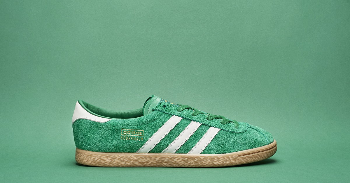 Photo of Sneakersnstuff Celebrates Its Origins With adidas Stadt Collab