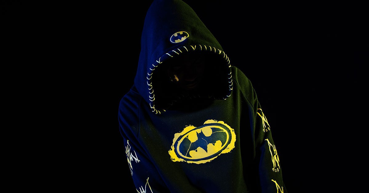 Photo of Marc Jacques Burton Celebrates 80 Years of Batman With Sinister Collection