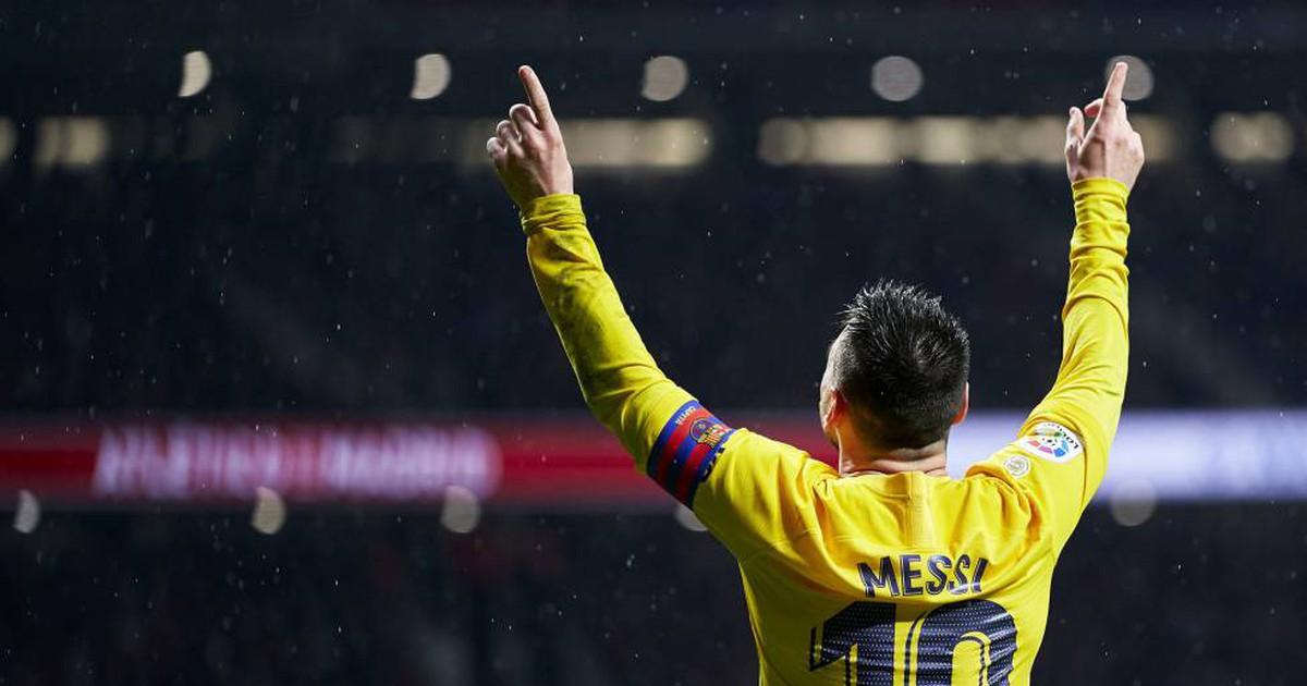 Photo of Messi, el gran favorito para conquistar hoy su sexto Balón de Oro