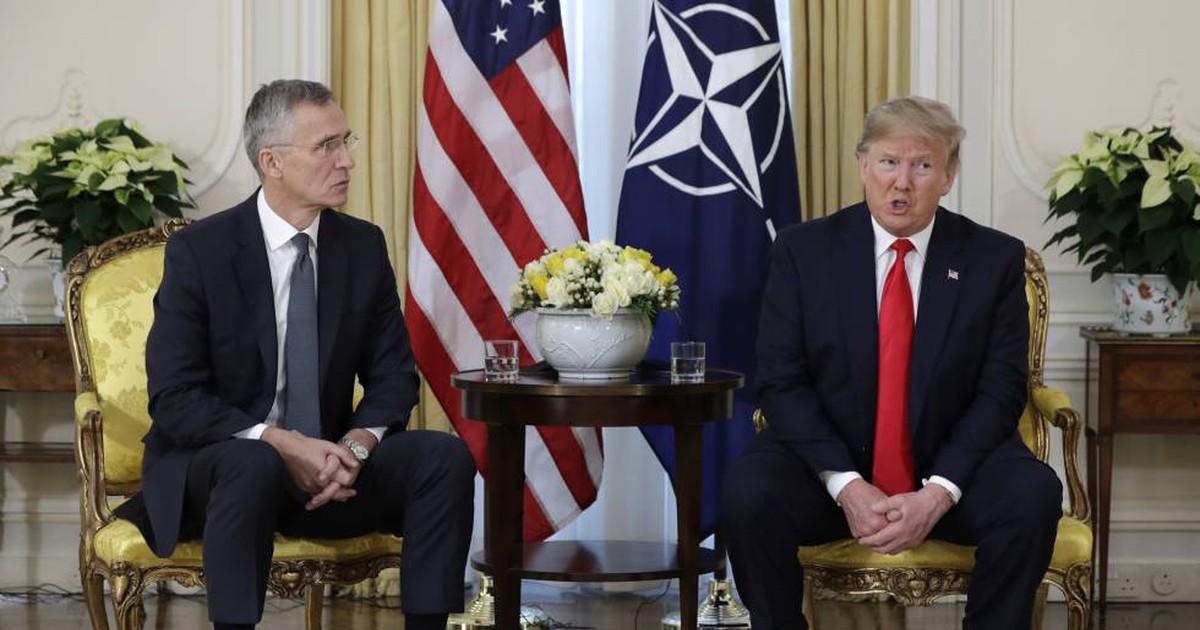 """Photo of Trump califica de """"insultantes"""" las críticas de Macron al estado de la OTAN"""