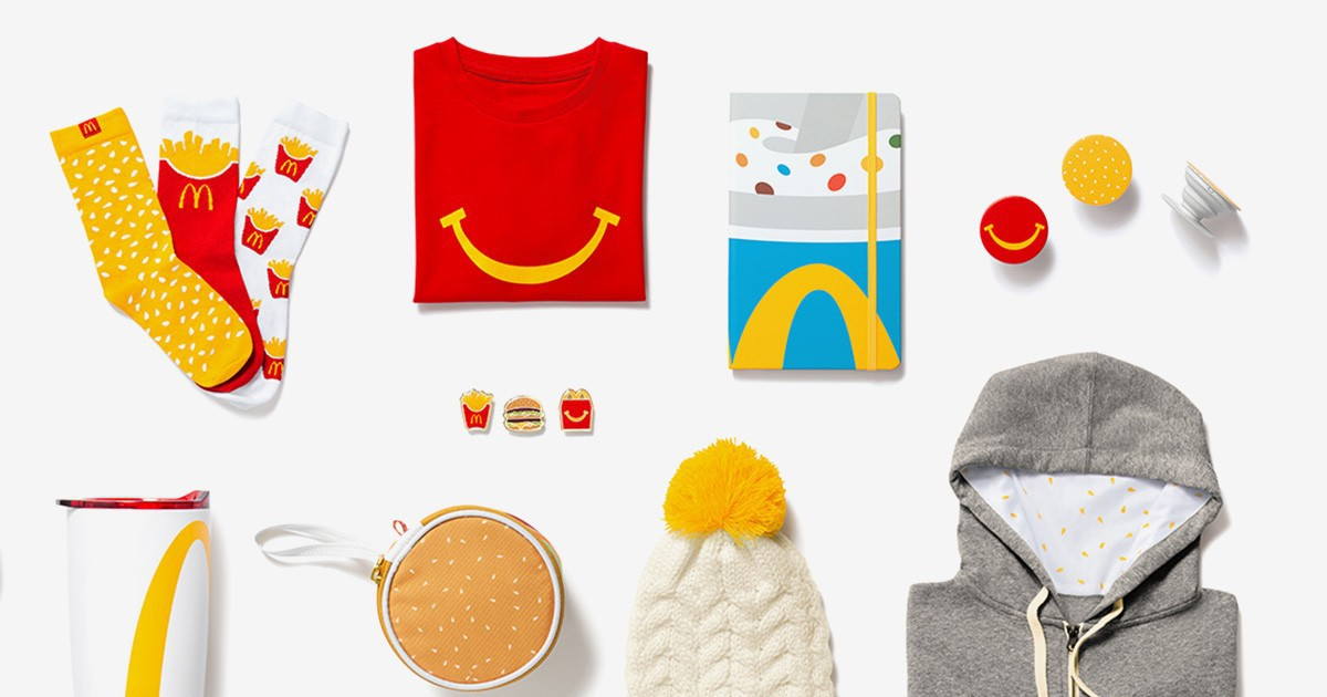 Photo of Would You Wear McDonald's First Fast-Food Themed Apparel Collection?