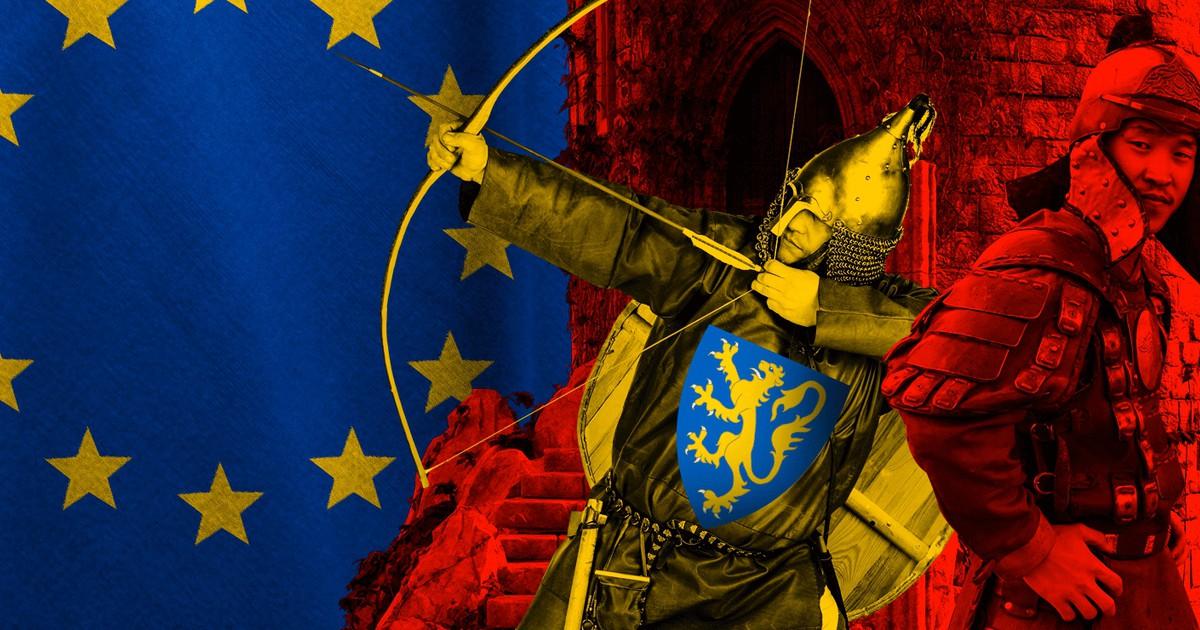 Фото Галицко-Волынские ордынцы. Как русины с монголами нападали на Европу