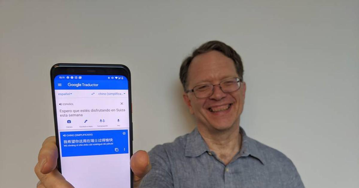 Photo of El ingeniero que te permite hablar más de 100 idiomas