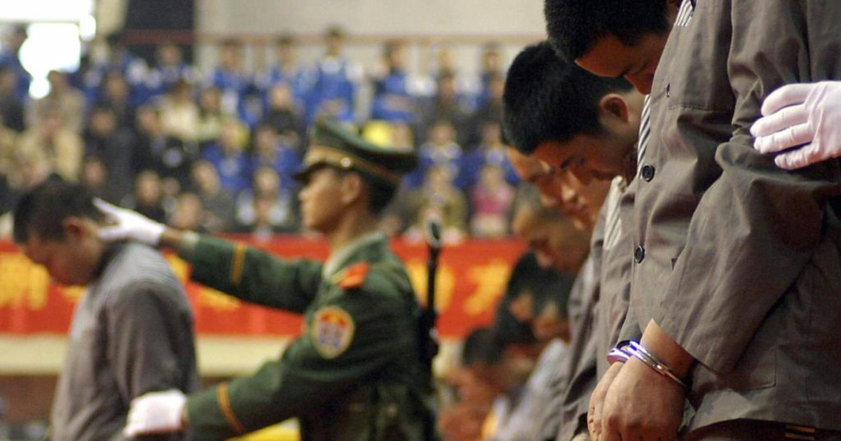 Photo of China: Concentration Camp Victims 'Graduated' from 'Vocational' Programs