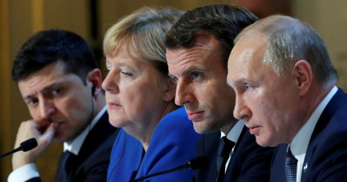 Фото Кто кого? Как понимать первые переговоры Путина с Зеленским