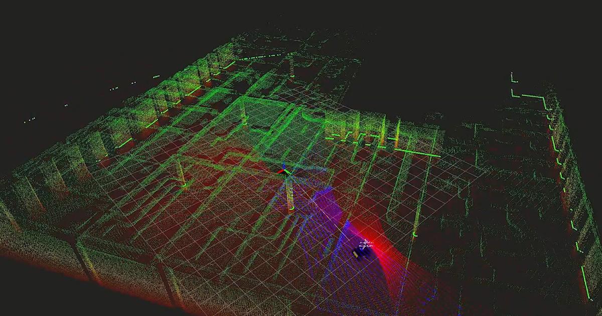 Photo of Scaled Robotics keeps an autonomous eye on busy construction sites