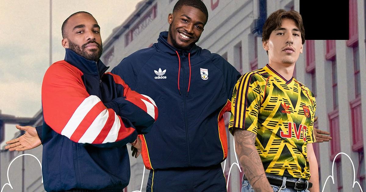 "Photo of Arsenal & adidas Finally Brought Back the OG ""Bruised Banana"" Jersey"
