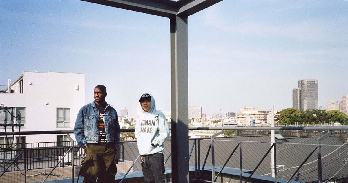 Photo of Virgil Abloh & Nigo Join Forces for Louis Vuitton Fall 2020 Capsule