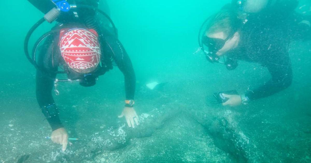 Photo of Los arqueólogos hallan dos anclas más durante la búsqueda de los barcos de Cortés