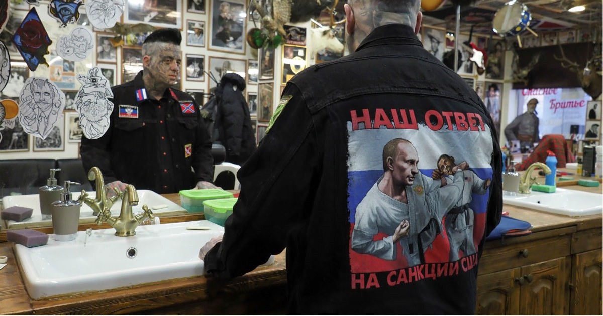 "Фото Комитет Сената США одобрил ""адские санкции"" против РФ. Что такое DASKA?"
