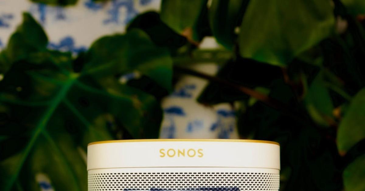 Photo of Sonos X Union LA Limited Edition Sonos One SL