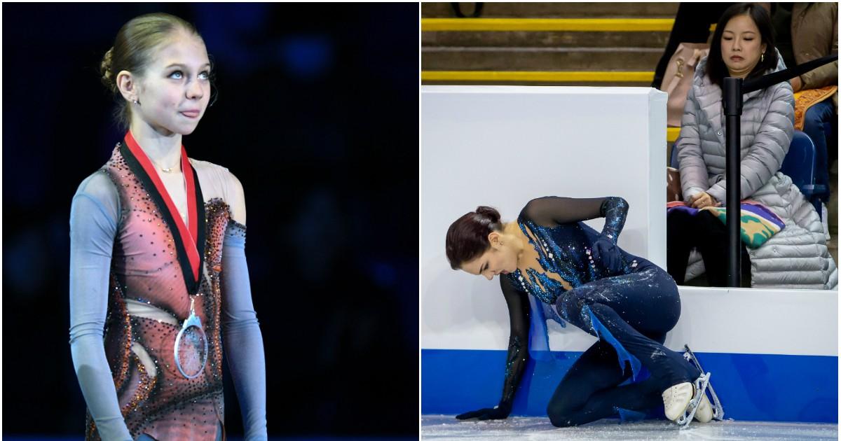 Фото Новый скандал: Медведева снялась с чемпионата России и отказалась выступать