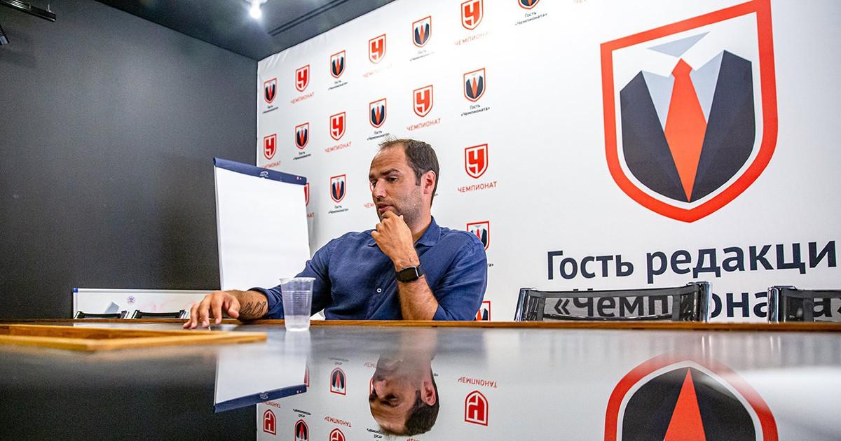 """Фото 32 гостя редакции """"Чемпионата"""" в 2019-м. Все яркие цитаты в одной статье"""