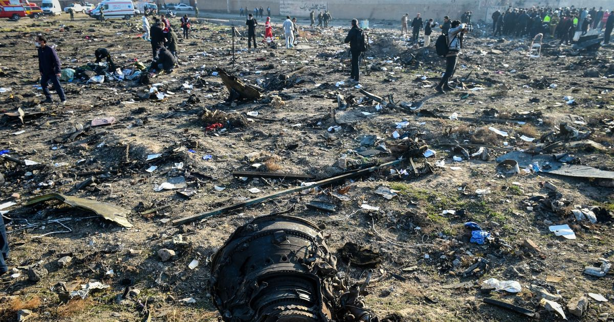 Photo of Iran May Seek U.S. Help in Jet-Crash Probe Through UN Treaty