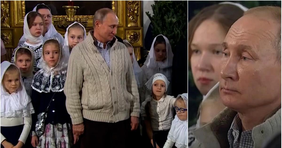 """Фото """"Эй, модник!"""": В Сети раскрыли тайну кардигана Путина"""