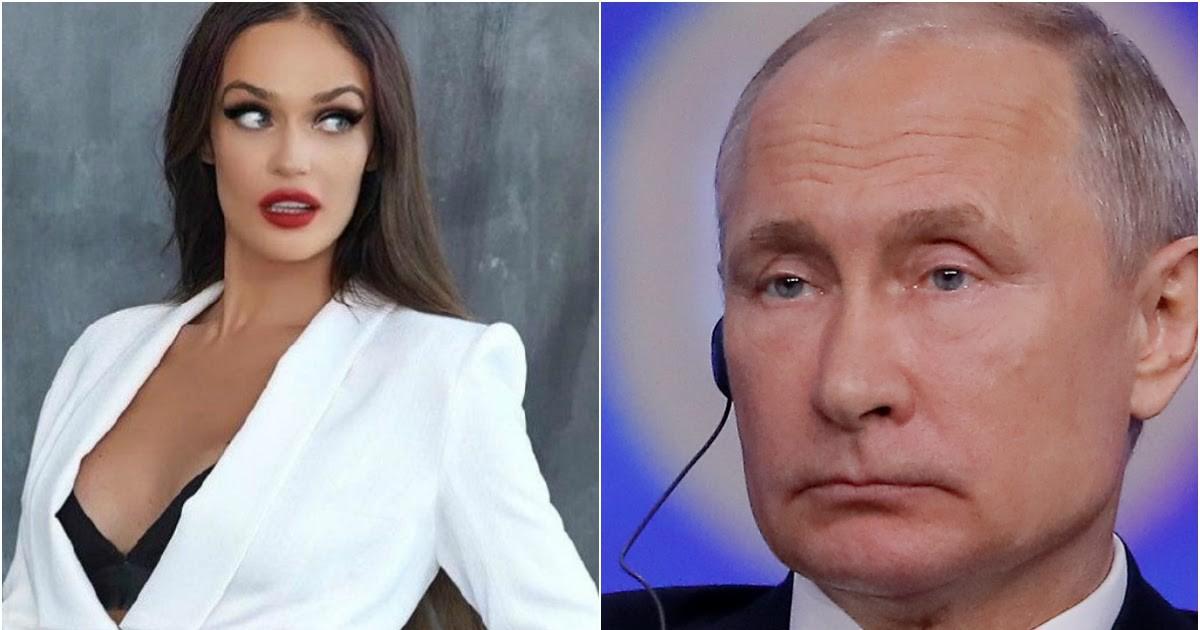 "Фото Водонаева ответила Путину после ""истории с маткапиталом"""