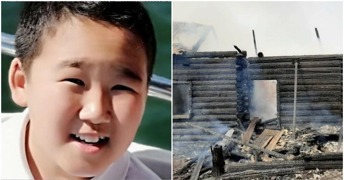 Фото Маленький герой: шестиклассник спас четверых соседских детей из горящего дома