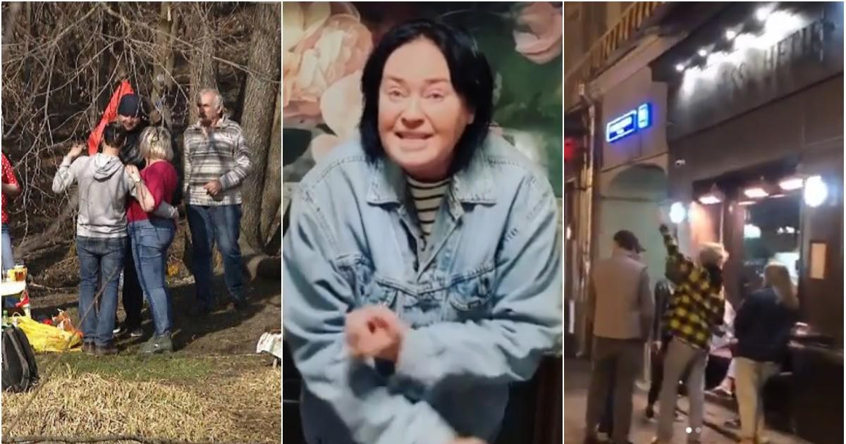 """Фото """"Не нравится вам жить"""": Гузеева сорвалась на москвичей, которые не сидят дома"""