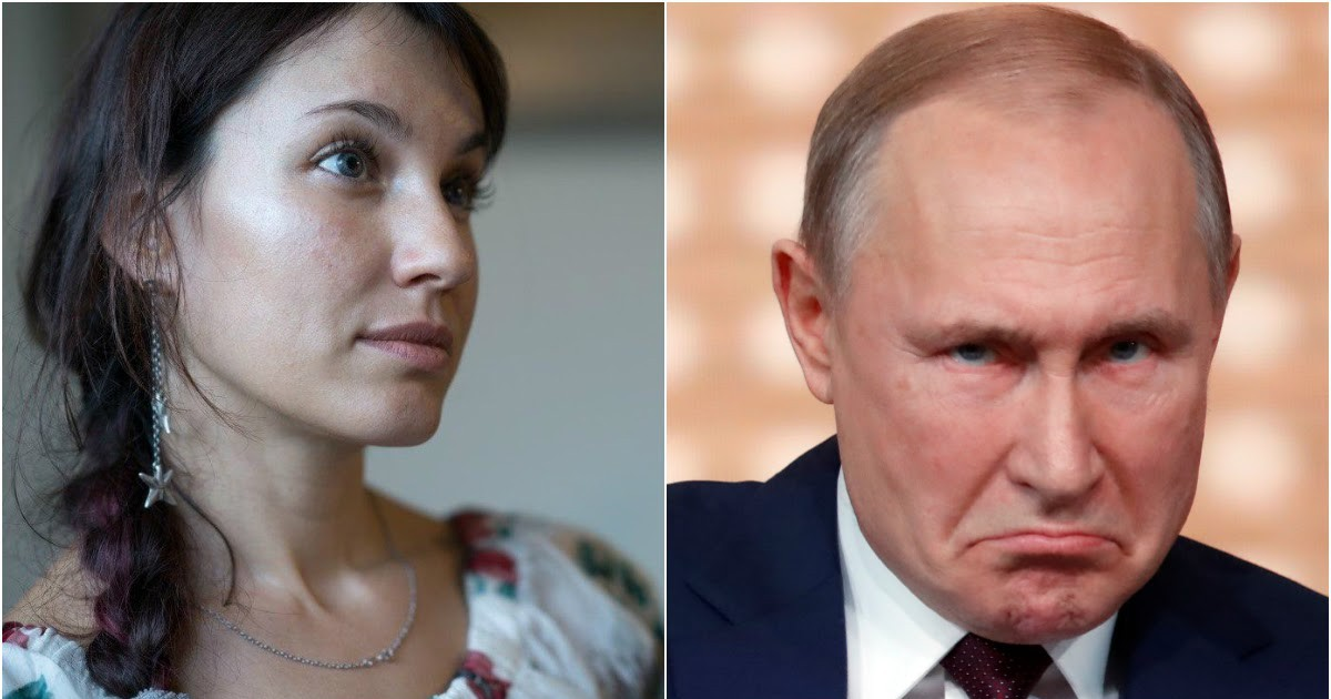 """Фото """"Все плохо"""": Миро рассказала, чем ей не понравилось обращение Путина"""