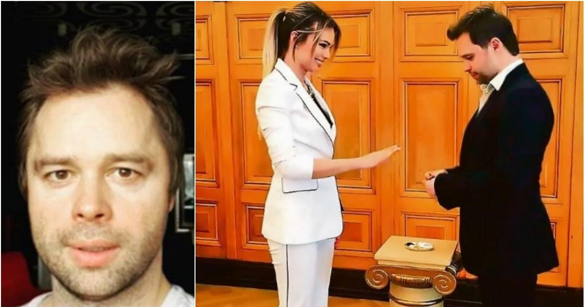 """Фото """"Пришлось бежать"""": бывшая жена Гогунского впервые раскрыла причины развода"""