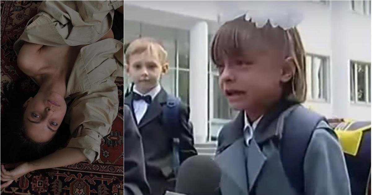 """Фото Школьница из мема """"Никакого праздника"""" выросла и устроилась на первую работу"""