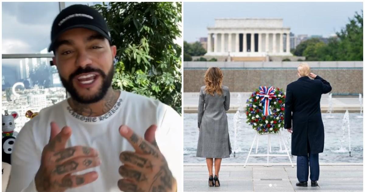 Фото Тимати и звезды эстрады возмущены заявлением Белого дома о Второй мировой