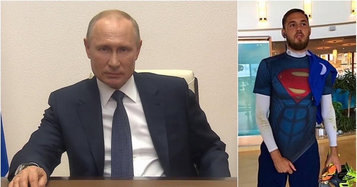 Фото Футболиста Фролова оштрафовали на 1,4 млн за критику Путина и его помощи